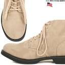 ≪WIP ≫ new article United States Armed Forces WW2 M-43 type ankle boots SAND