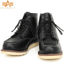 ▼ ▼ ▼ AF1942 CLASSIC WORK BOOTS classical boots BLACK 10P25Oct14