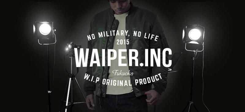 WAIPER/�磻�ѡ�