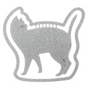 プチクリ cat retrospective Silver (PC001) 10pcs