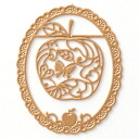 Entering 》 gold (PC043) ten where petit chestnut lucky motif series apple 《 love is realized
