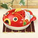 Yakushi kiln incense goldfish 蚊遣 instrument (4405)