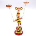 Clown-acrobatic spinning. Pierrot saakasu top 3
