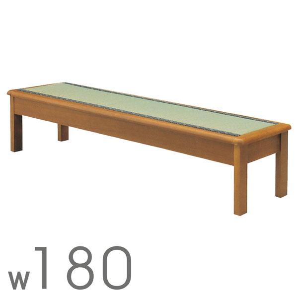 江戸ベンチ 180