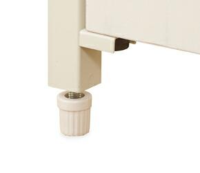 つっぱり式パーテーションボード 幅90cm マンション・アパート等、ビス止めができない場所用の樹脂タイプ。