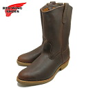 "11 8159 11 inches of RED WING red wing boots peko RW-8159 ""PECOS umber harness AMBER HARNESS"