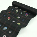 Nishijin brocade pure silk fabrics eight sun Nagoya style sash cloth made in Japan