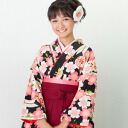 "Graduation hakama rental elementary school ""junior graduation 14 points set hakama rental sets"