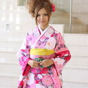 From discount and kimono rental ceremony set 20 points set pink adult ceremony to the wedding and formal kimono kimono galumnidae trusting rental れんたる comingof inbetween セイジンシキ bag bag
