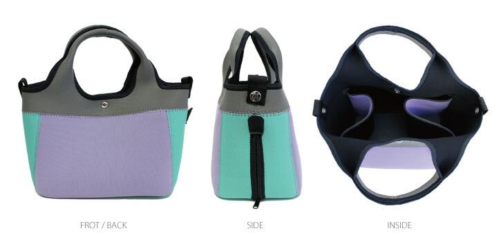 お散歩バッグ「ネオプレーン」カラー