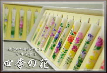 四季の花オリジナル 3号12本入