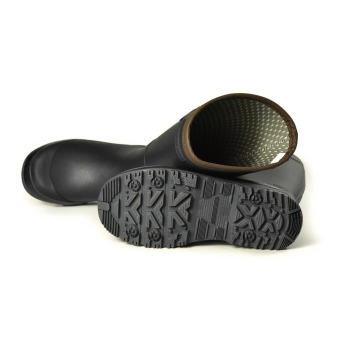 防寒 メンズ レインブーツ 長靴 ...