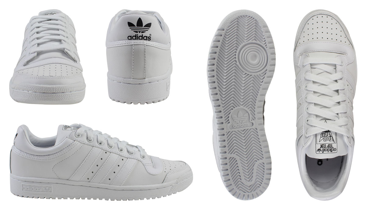 adidas originals top ten lo - mens