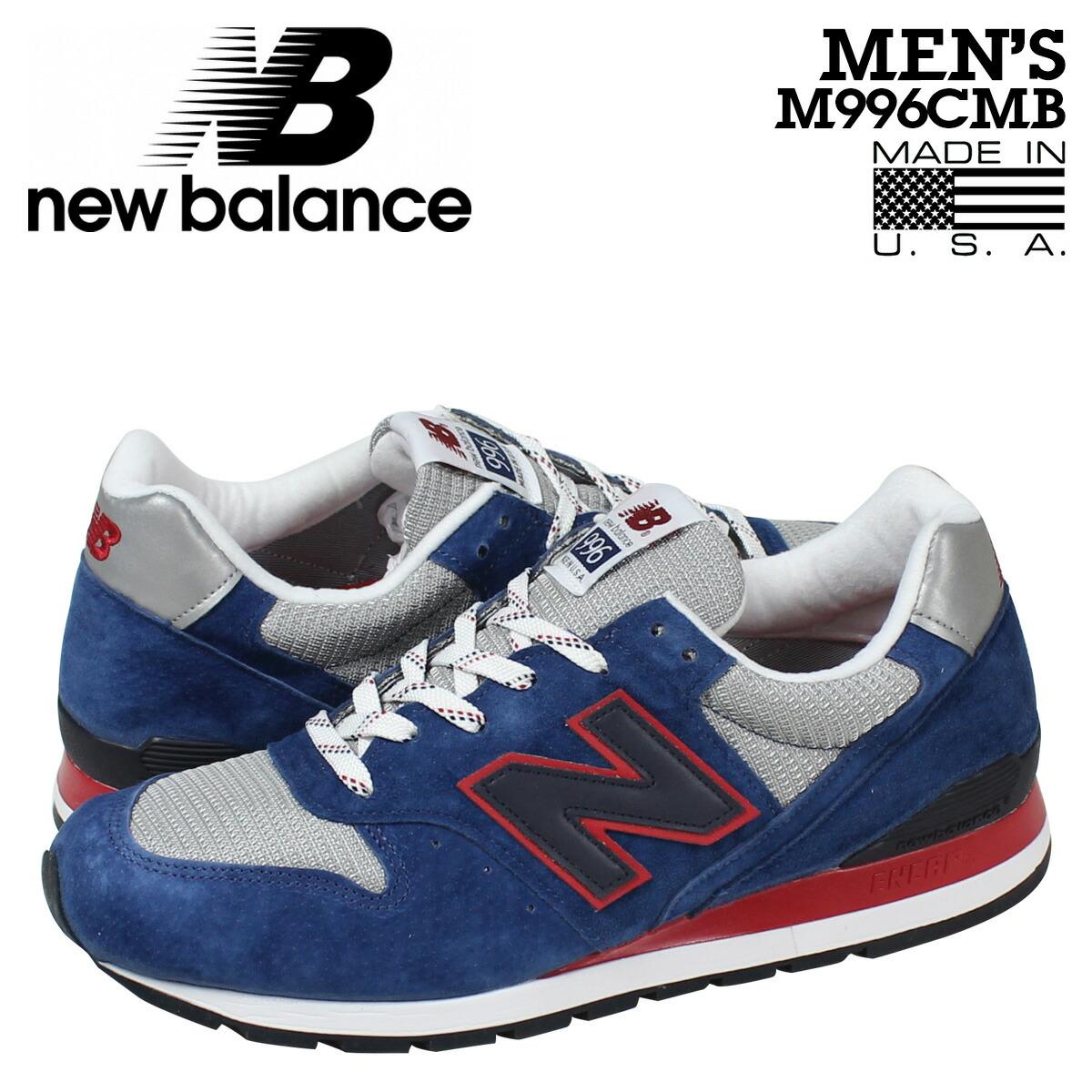m996 new balance Deepblue
