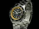 42 Brightman ring-BREITLING-supermarket ocean abyss yellow /A17364 SS/SS automatic men's accessories existence