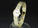 Tiffany - Tiffany&Co. - Classic diamond pure gold go Japanese Agricultural Standards quartz Lady's (used)