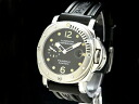 It is with パネライ-PANERAI-ルミノールサブマーシブル PAM00024 pure box! SS/ rubber self-winding watch men Sakurashimmachi