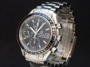Omega - OMEGA - Speedmaster 3210.50 automatic black face SS case /SS breath men's guaranty Sakura-Cho store