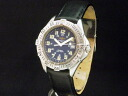 Brightman ring - BREITLING - Colt quartz 300m waterproofing SS/ leather quartz men