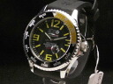 トレアッカ - 3H - DPS1GN 52MM diver SS case / leather is automatic