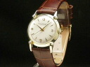 ジラールペルゴ - GIRARD PERREGAUX - Jai Roma-like antique self-winding watch YGP/ leather