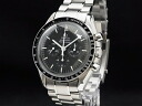 Omega - OMEGA - Speedmaster professional Apollo 11 3582.50 SS/SS mens hand winding see-through