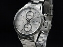 Tag Heuer - TAG HEUER - Carrera Chronograph CV2011 SS case /SS breath back skeleton