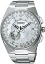 5, 30 ~ 6/4 during limited 15% point reduction!  Citizen Eco-Drive SATELLITE WAVE F100 CC2001-57 A