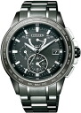 Atessa citizen eco-drive radio clocks world time CITIZEN ATTESA AT9025-55E [
