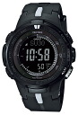 CASIO PRO TREK Casio protrek limited model KARAKORUM BLACK Karakoram black Takeuchi Hiroshi Takeshi supervised wave solar radio watch mens watch PRW-3014H-1JR
