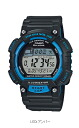 Casio CASIO SPORTS GEAR sports gear solar watch black x blue STL-S100H-2AJF regular products