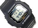 Casio overseas model G shock solar digital watch urethane belt g-5600E-1