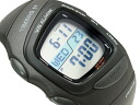 Black urethane belt country model RFT100-1JF fs3gm with the watch vibration function with the measurement function for Casio fizz tall handloom ability sports