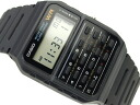 + Foreign monopoly model Casio calculator unisex digital watch black urethane belt CA-53W-1ZD