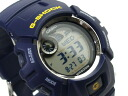 + Casio G shock overseas model digital watch Navy urethane belt g-2900F-2