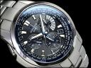 CASIO OCEANUSオシアナス SOLORRadio controlChroographWrist watch BlackDial TitanBelt サファイアカバーガラス 国内Model OCW-M700TDJ-1AJFお取寄品・