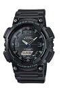 AQ-S 810W-1 A2JF Casio CASIO tough solar analog & digital standard model watch AQ-S 810W-1 A2JF genuine domestic