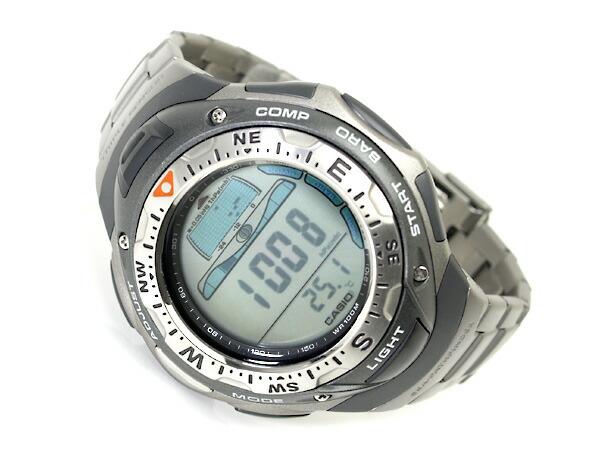 casio pathfinder hunting watch manual