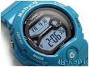 Casio baby G BG-6900 four running digital watch blue BG-6903-2JF