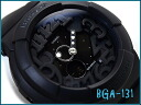 + Casio baby G neon dial series an analog-digital watch black BGA-131-1BDR