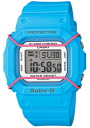 CASIO BABY-G Casio baby G-limited model digital watch blue BGD-501-2JF fs04gm