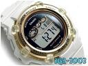 Casio baby G watch Reef leaf electric wave solar white BGR-3003-7AJF fs3gm