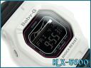 Casio baby G digital watch White x black BLX-5600-1BJF