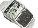 CASIO Casio DATABANK Casio databank calculator features digital watch imports overseas model silver DBC-32D-1A
