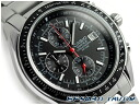 Casio Japanese non-release foreign countries モデルエディフィスアナログクロノグラフメンズ watch black dial silver stainless steel belt EF-503D-1AVDR