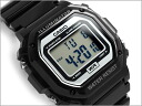 Reimport foreign model standard digital Unisex Watch Black urethane belt F-108WHC-1AEF
