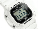 + Imports overseas model standard digital Unisex Watch white urethane belt F-108WHC-7AEF