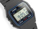 Standard model digital Unisex Watch Blue Dial-urethane belt f-91W-1