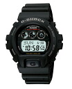 Casio G ショックジーショック electric wave solar digital watch black GW-6900-1JF fs3gm