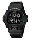 "Casio G shock ""wave solar digital watch black GW-6900BC-1JF"